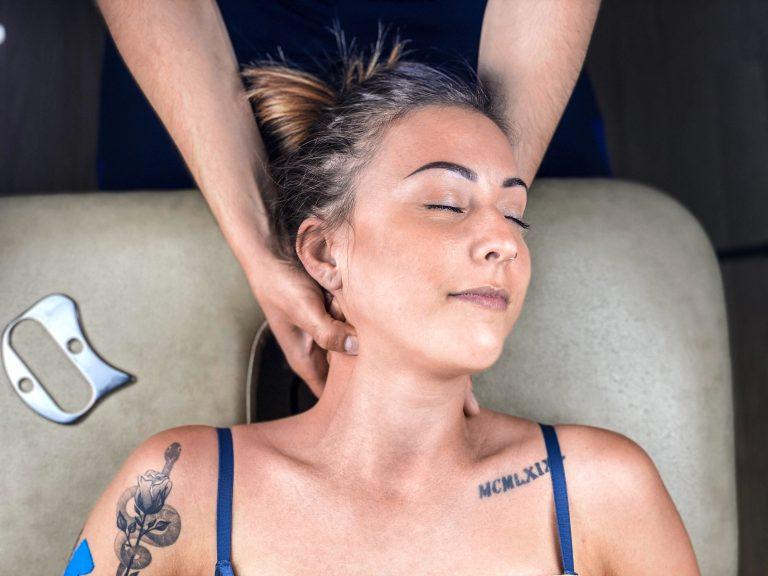 nyak kezelés